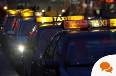 Column: A response from an Irish taxi driver