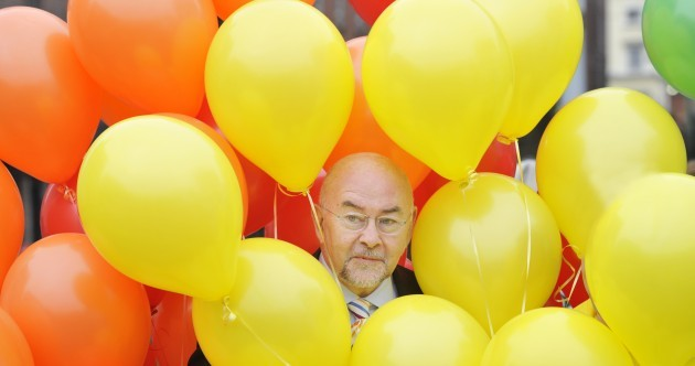 Unexpected Ministerial Balloon Photoshoot of the Day