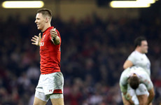 Major boost for Wales with Williams fit for Grand Slam shot against Ireland