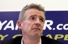 Ryanair calendar: 12 months of Mick