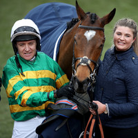 Brilliant start to the day for Geraghty and JP with double at Cheltenham