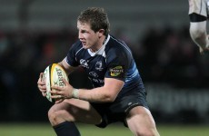 Building: Connacht add to squad for another Heineken Cup season