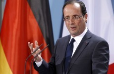 New faces: Hollande unveils a half-male, half-female cabinet