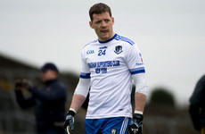 'Whoever loses, basically, is relegated' - Monaghan star on pressure of Saturday's clash