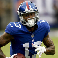 Odell Beckham Jr bids emotional farewell to the Giants ahead of trade