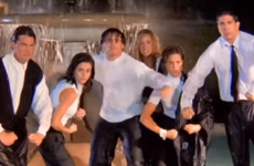 A Friends reunion is a no-go because the 'heart of the show' no longer exists... apparently