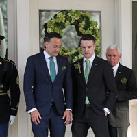 Leo's meeting with Pence makes global headlines as Taoiseach avoids gaffes in Washington