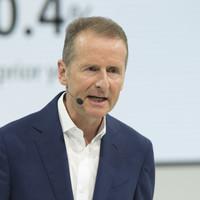 Volkswagen chief apologises after evoking Nazi slogan 'Arbeit macht frei'