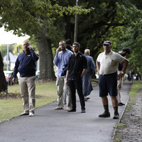 As it happened: One man charged with murder after at least 49 killed in New Zealand mosque shootings