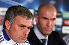 'The first option was Mourinho' - Real Madrid wanted Jose before turning to Zizou