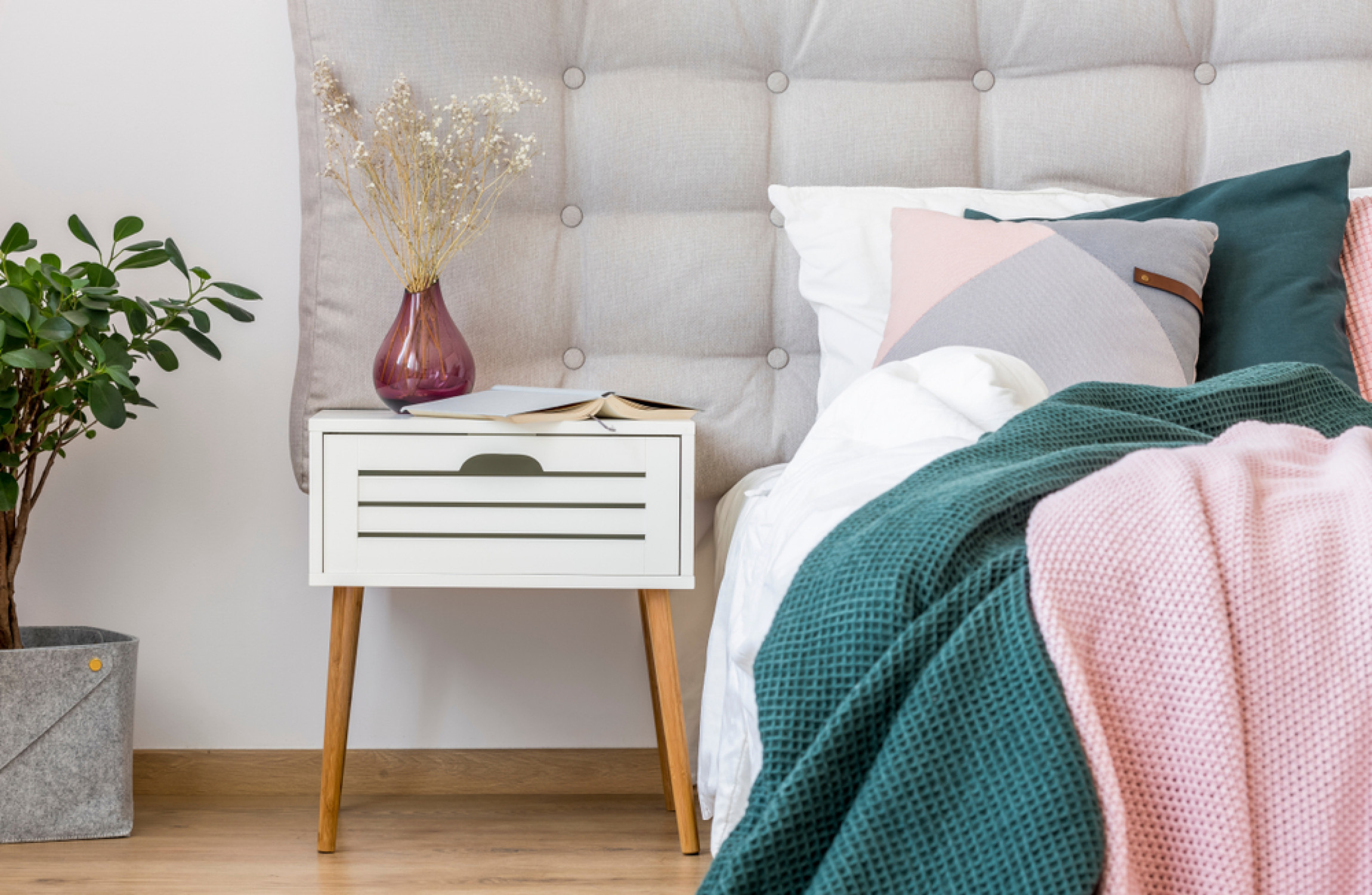 On The Nightstand 6 Bedside Tables That Are Ultra Practical