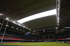 'You'd have to ask the Irish guys what their mentality is' - Roof stays open in Cardiff