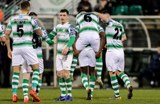 Jack Byrne wonder-strike the highlight as Shamrock Rovers beat Sligo to extend lead