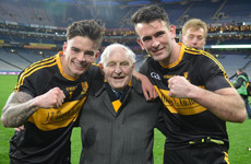 'I'll be 93 in April, the same day as the Queen of England' - hoping for All-Ireland club final glory