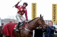 Rachael Blackmore rides 50/1 outsider to Grade One glory in Albert Bartlett