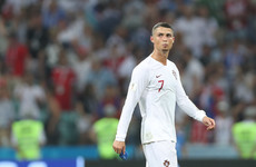 After a nine-month absence from international football, Ronaldo recalled to Portugal squad