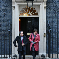 Is the DUP moving from 'no' to yes? Dodds says they've had constructive talks with ministers