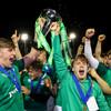 Reilly's sniping score hands McNamara's Ireland memorable Grand Slam win