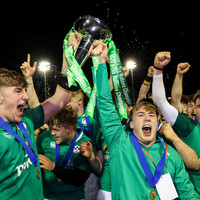 Reilly's sniping score hands McNamara's Ireland memorable Grand Slam win