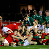 As it happened: Wales U20 v Ireland U20, Grand Slam decider