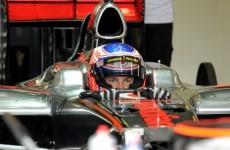 Button puzzled by sluggish showing