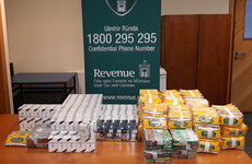 Revenue seize car and cigarettes and tobacco worth over €16,500