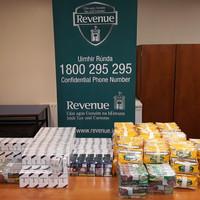 Revenue seize car and cigarettes and tobacco worth over €16,500