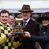 Willie Mullins: 'I haven't let the Gold Cup burrow into my mind but now it's arrived it's fantastic'