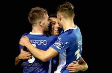 Drinan double delivers Waterford win over Pat's