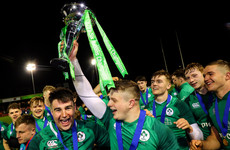 Kernohan's blistering break the crucial turning point for Ireland U20s in Wales