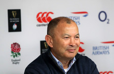 '1883?' Eddie Jones pokes a little fun at Scotland's winless run in Twickenham