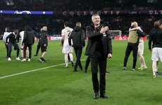 Solskjaer says Man United have quality to win Champions League
