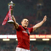'A mistake leaving the roof open,' says Gatland as he celebrates Grand Slam