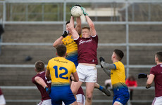 Walsh and Ó Laoí on form in Galway's seven-point dismissal of Roscommon
