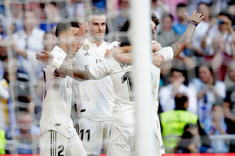 Bale was on the scoresheet on Saturday afternoon.