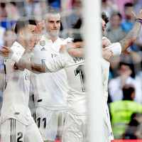 Bale on target as Zidane's second coming starts with victory