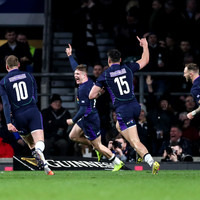 England salvage dramatic late draw after stunning Scotland comeback