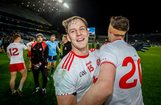 Tyrone enjoy first win over Dublin in six years to knock champions out of hunt for league final