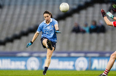 Aherne marks return with outstanding display as Dublin ease past Monaghan