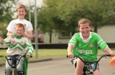Were you a young fella during Italia '90? Check out this band's new music video