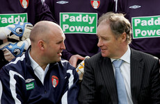 'I would have come from the flats… Brian Kerr gave me the confidence to go into any room and meet people'