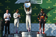 'Best race ever': Bottas upstages Hamilton at Australian Grand Prix