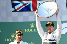 'My race was pretty much done and dusted after the first corner': Hamilton analyses defeat in Australia