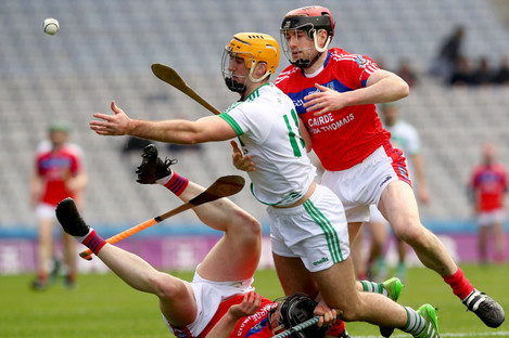 Colin Fennelly in action for Ballyhale against St Thomas.