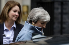 'We must stand together as patriots': Theresa May tells MPs that voting against her deal again could stop Brexit