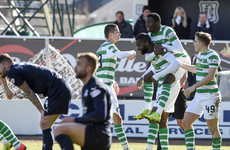 Edouard scores 96th-minute winner as Celtic enjoy last-gasp St Patrick's Day win