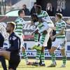 Edouard scores 96th-minute winner as Celtic enjoy last-gasp St Patrick's Day win
