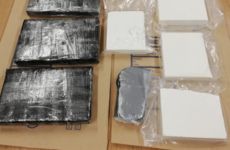 Man (30s) arrested after gardaí seize €600,000 of cocaine from car in Dublin