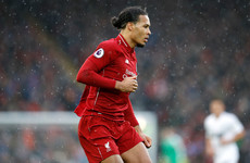 'I'm not giving excuses. I should've handled it better' - Van Dijk relieved after Fulham blunder