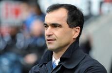 Confirmed: Roberto Martinez set for Liverpool talks (updated)